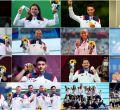 Los medallistas españoles en Tokio 2020