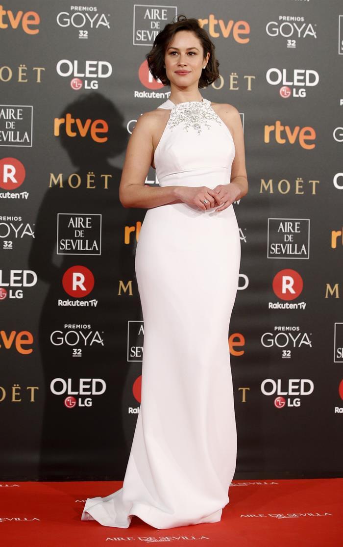 La actriz Aida Folch