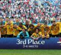 Bélgica y Hazard se coronan con el bronce en el Mundial