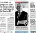 Prensa 3 de septiembre 2018