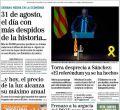 Prensa 5 de septiembre de 2018