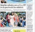 Prensa 14 de septiembre 2018