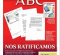 Prensa 15 de septiembre 2018