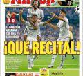 Prensa 20 septiembre 2018