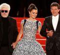 Penélope Cruz en el Festival de Cannes presentando 'Dolor y Gloria'