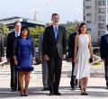 Viaje oficial de los Reyes a Cuba