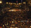 Marcha por el clima en Madrid