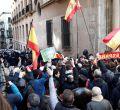 Manifestación de Vox en Pamplona