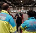 Ifema, el 'hospital' más grande de España para frenar al coronavirus