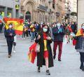 Protestas en toda España contra el Gobierno de Pedro Sánchez
