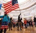 Partidarios de Trump irrumpen en el Capitolio de EEUU