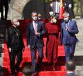 Visita de Estado de los Reyes a Andorra