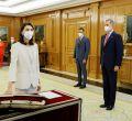 Los nuevos ministros de Sánchez juran su cargo ante el Rey