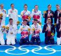 España logra el primer oro y Thompson vuela en los 100 metros
