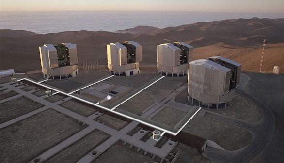 Así es 'ESPRESSO', el nuevo instrumento de la Ciencia para descubrir exoplanetas
