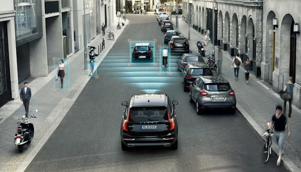 Volvo Cars y Autoliv Inc se alían en pos de la conducción autónoma