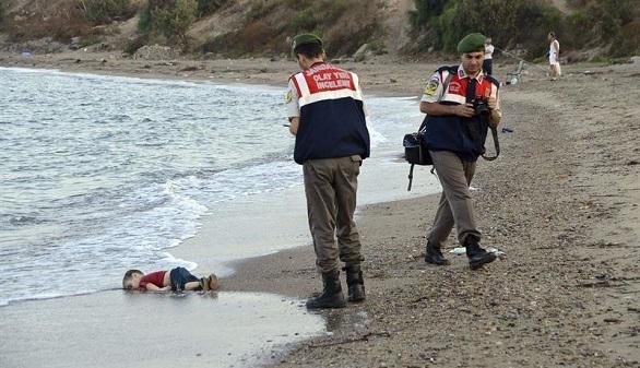 Un niño afgano de 10 años muere intentando llegar a la isla de Lesbos