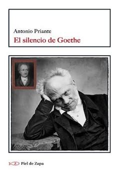 Antonio Priante: El silencio de Goethe
