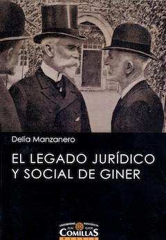 Delia Manzanero: El legado jurídico y social de Giner
