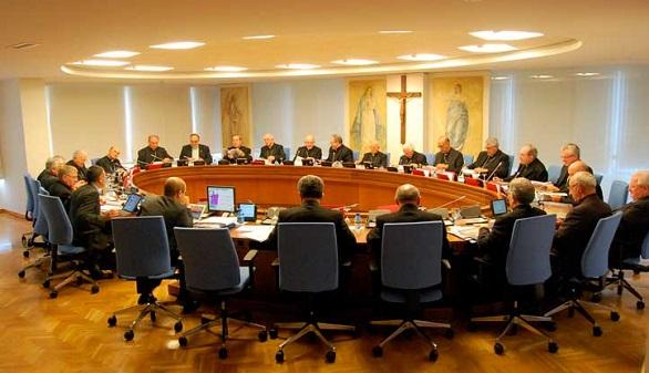 La Conferencia Episcopal, equidistante ante el 1-O: pide diálogo y evitar