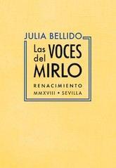 Julia Bellido: Las voces del mirlo
