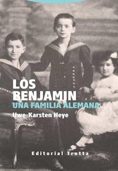 Uwe-Karsten Heye: Los Benjamin