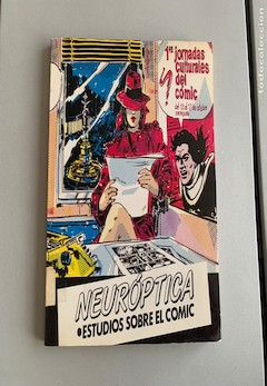 VV. A.A.: Neuróptica. Estudios sobre el cómic