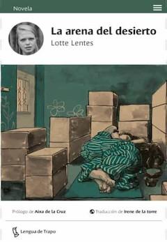 Lotte Lentes: La arena del desierto