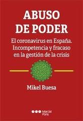 Mikel Buesa: Abuso de poder