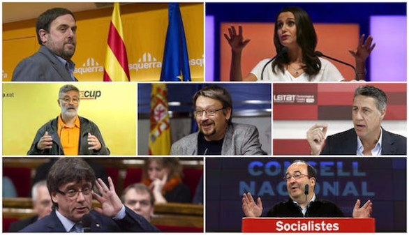 Comienza la campaña del 21D: Arrimadas se perfila como ganadora