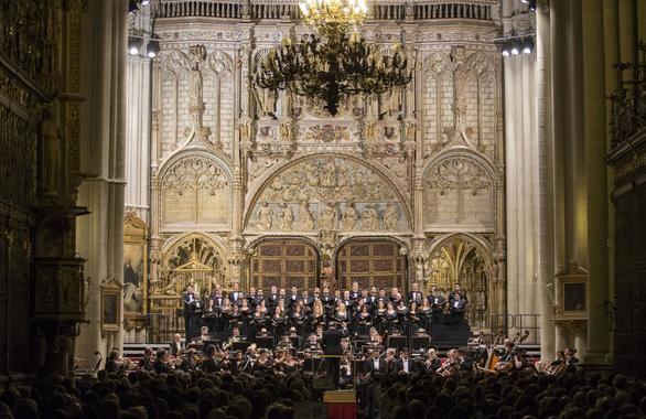 'Un réquiem alemán', de Johannes Brahms, en la Catedral de Toledo