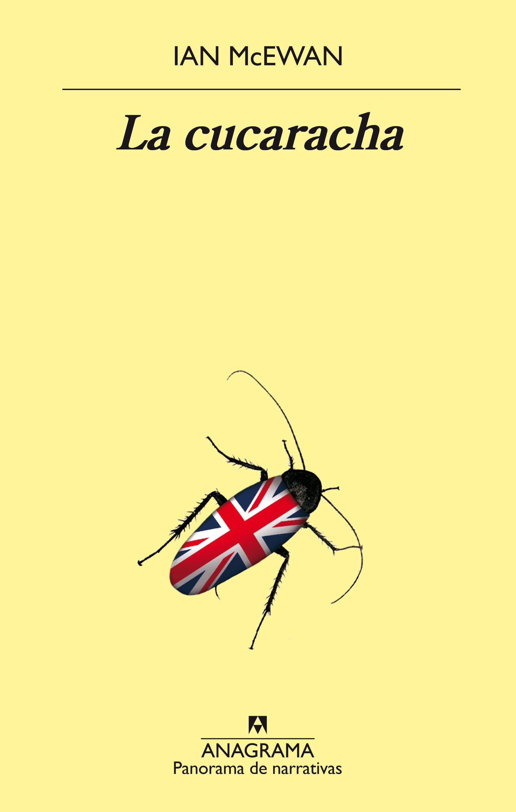 Ian McEwan: La cucaracha