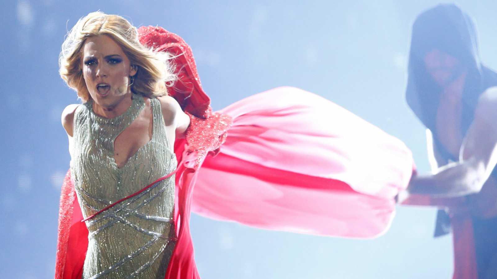 Los diez mejores y peores resultados de España en Eurovisión