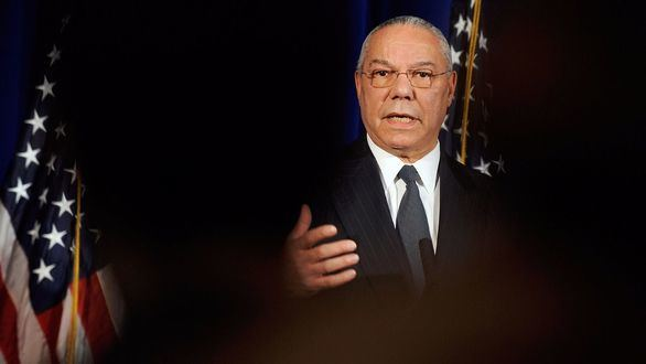 Colin Powell votará a Hillary Clinton