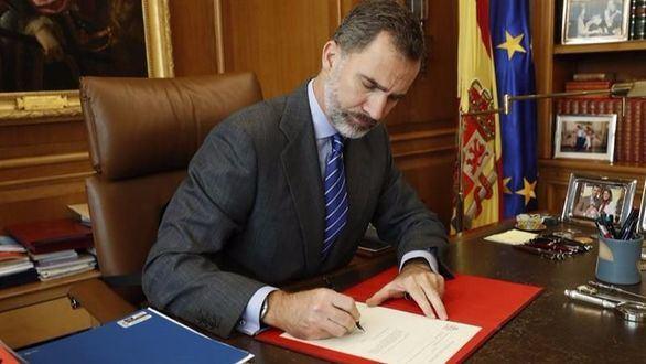 El BOE publica el nombramiento de Rajoy como presidente