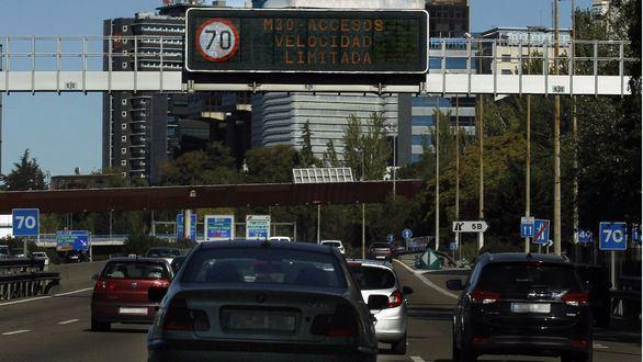 Madrid activa el escenario 2 del protocolo de contaminación