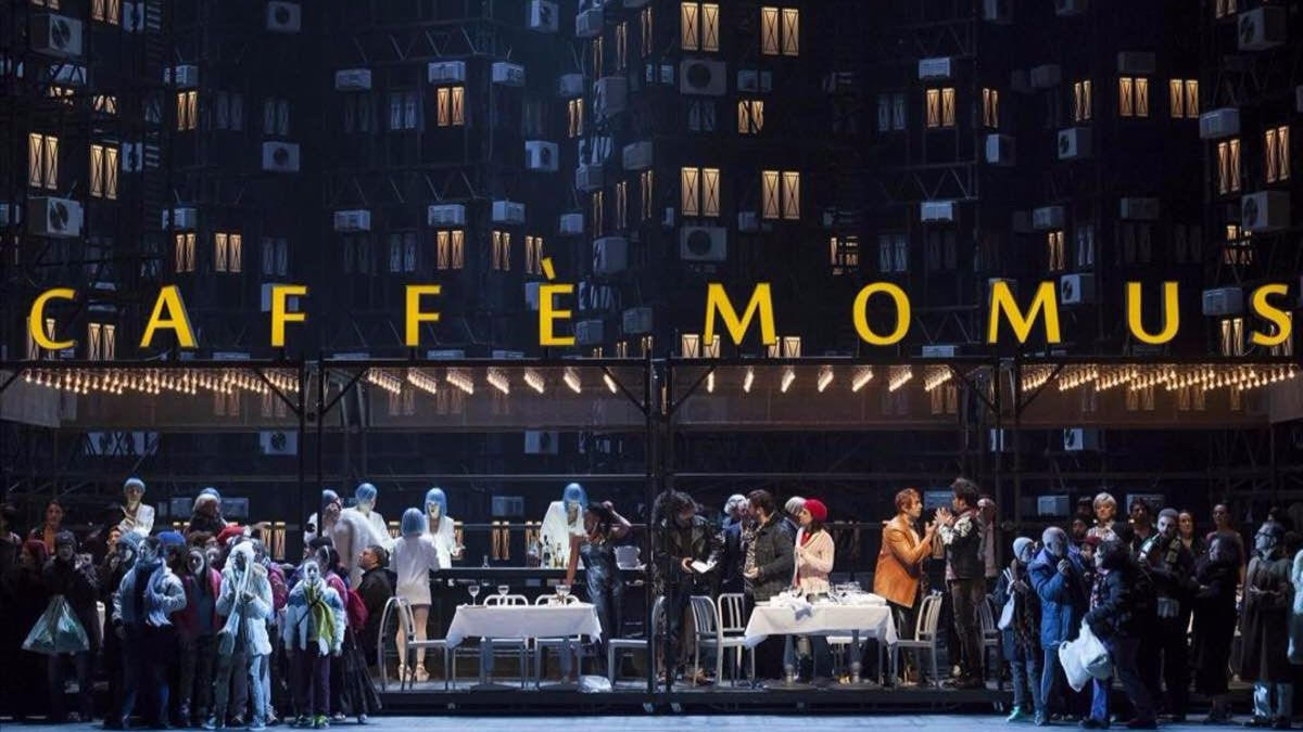 El Teatro Regio conmemora el 120 aniversario del estreno de La Bohème