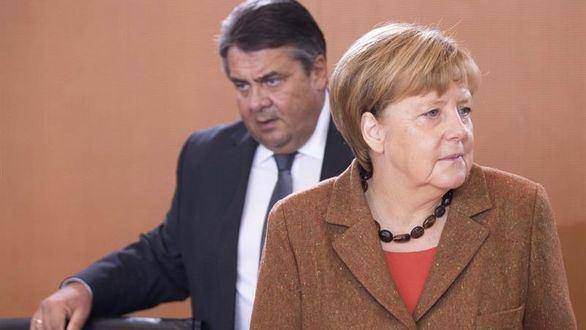 Merkel y Rajoy ya están en contacto tras la investidura
