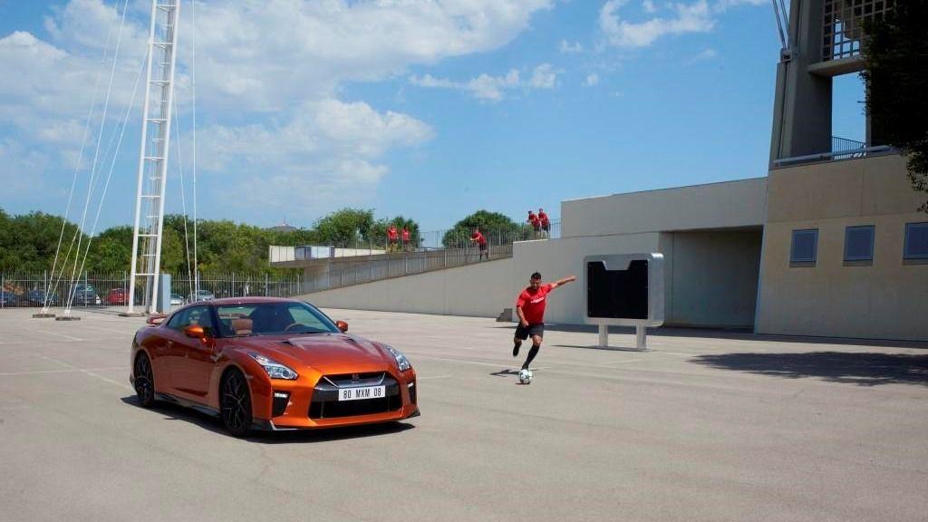 Motor. Gareth Bale y Sergio Agüero, embajadores globales de Nissan