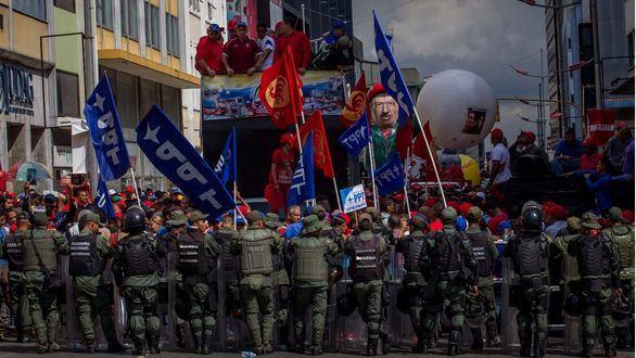 La oposición de Venezuela aplaza las acciones contra Maduro