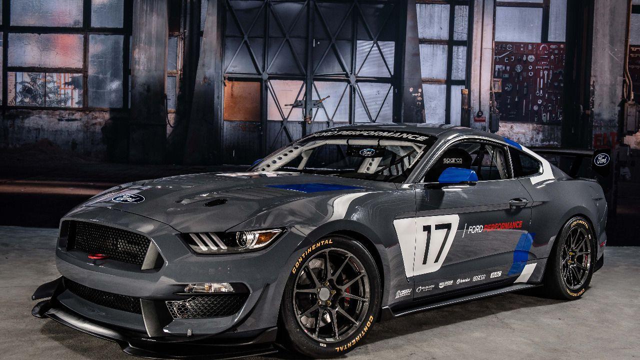 Motor. El nuevo Ford Mustang desvelado en el Salón SEMA 2016