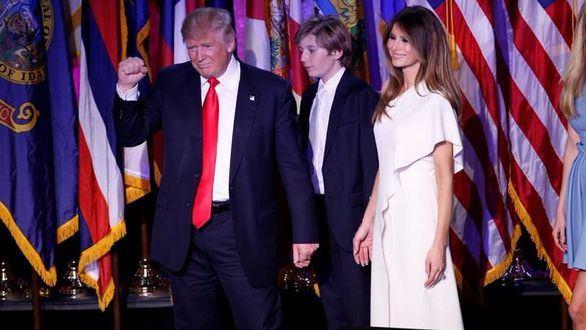 Melania Trump: una exmodelo inmigrante en la Casa Blanca