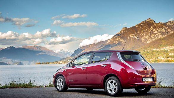Motor. Nissan vende 75.000 vehículos eléctricos en Europa