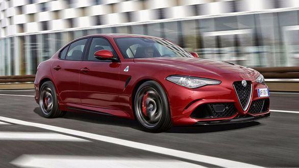 Motor. Alfa Romeo Giulia, elegido el coche más bello de 2016