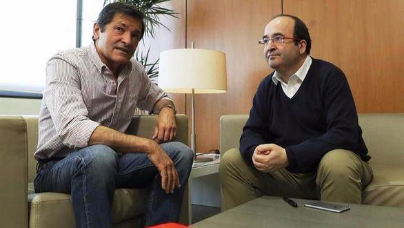 PSOE y PSC se inventan una comisión para resolver discrepancias