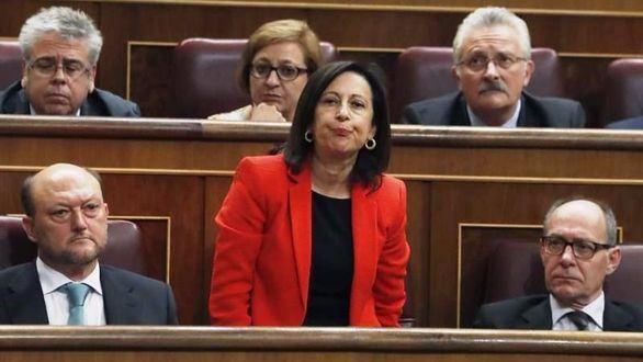 Estalla una nueva crisis en el PSOE por la purga de los díscolos