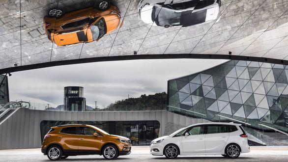 Motor. Almas aventurera y familiar siempre conectadas con Opel