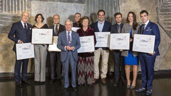 La RAG y la Cofradía de la Buena Mesa entregan los Premios Memoriales