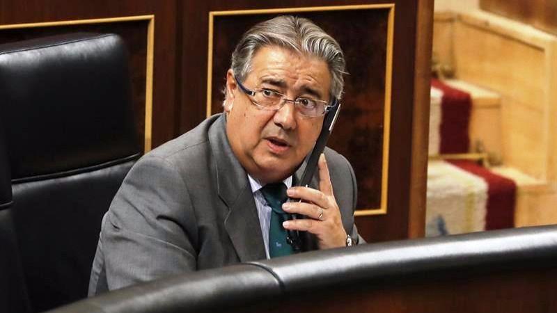 Zoido mira al sur para 39 revolucionar 39 el ministerio del for Que hace el ministerio del interior