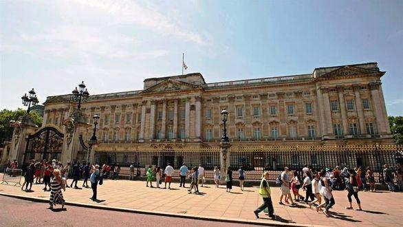 Reforma 'real' en el Palacio de Buckingham: 429 millones y 10 años